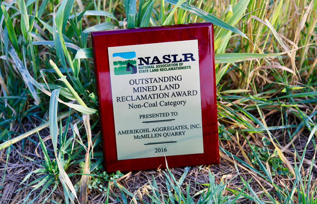 NASLR Award in Grass Web